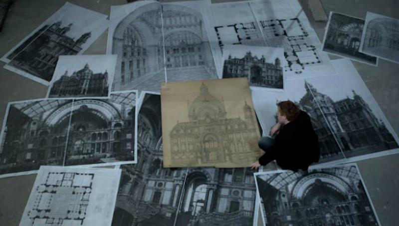 Vous visionnez les images des références : Antwerp Central